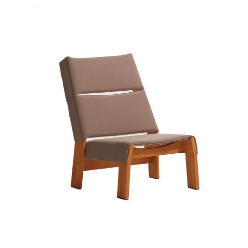 Band Club Chair Teak