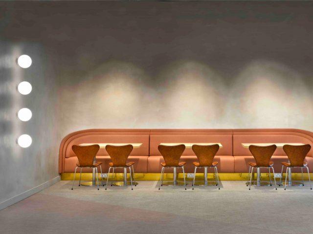 Woven Vinyl Floor: Bolon